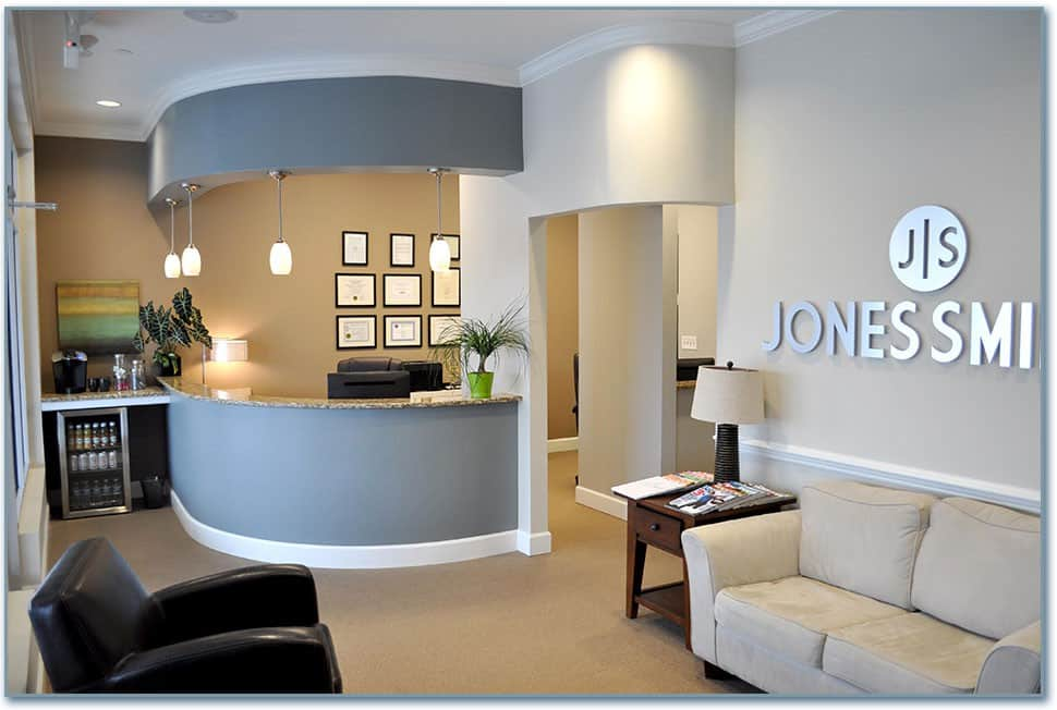 jones Smiles office